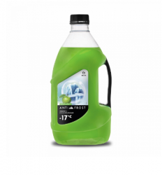 Незамерзайка Antifrost -20 Green Apple, 4л